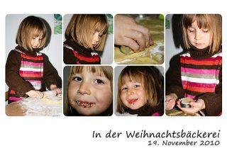weihnachsbackerei