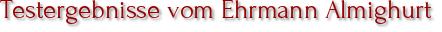 Testergebnisse vom Ehrmann Almighurt