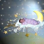 4x Good night Kiss für Isabel