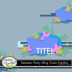 SPD: Summer Party Blog Train