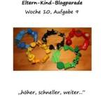 Blogparade Eltern & Kind: Aufgabe 9