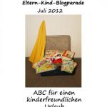 Blogparade Eltern & Kind Juli