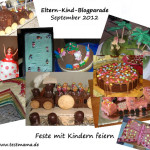 Blogparade Eltern & Kind September