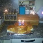 Torte für Männe