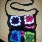 Coole Häkeltasche für Jessi